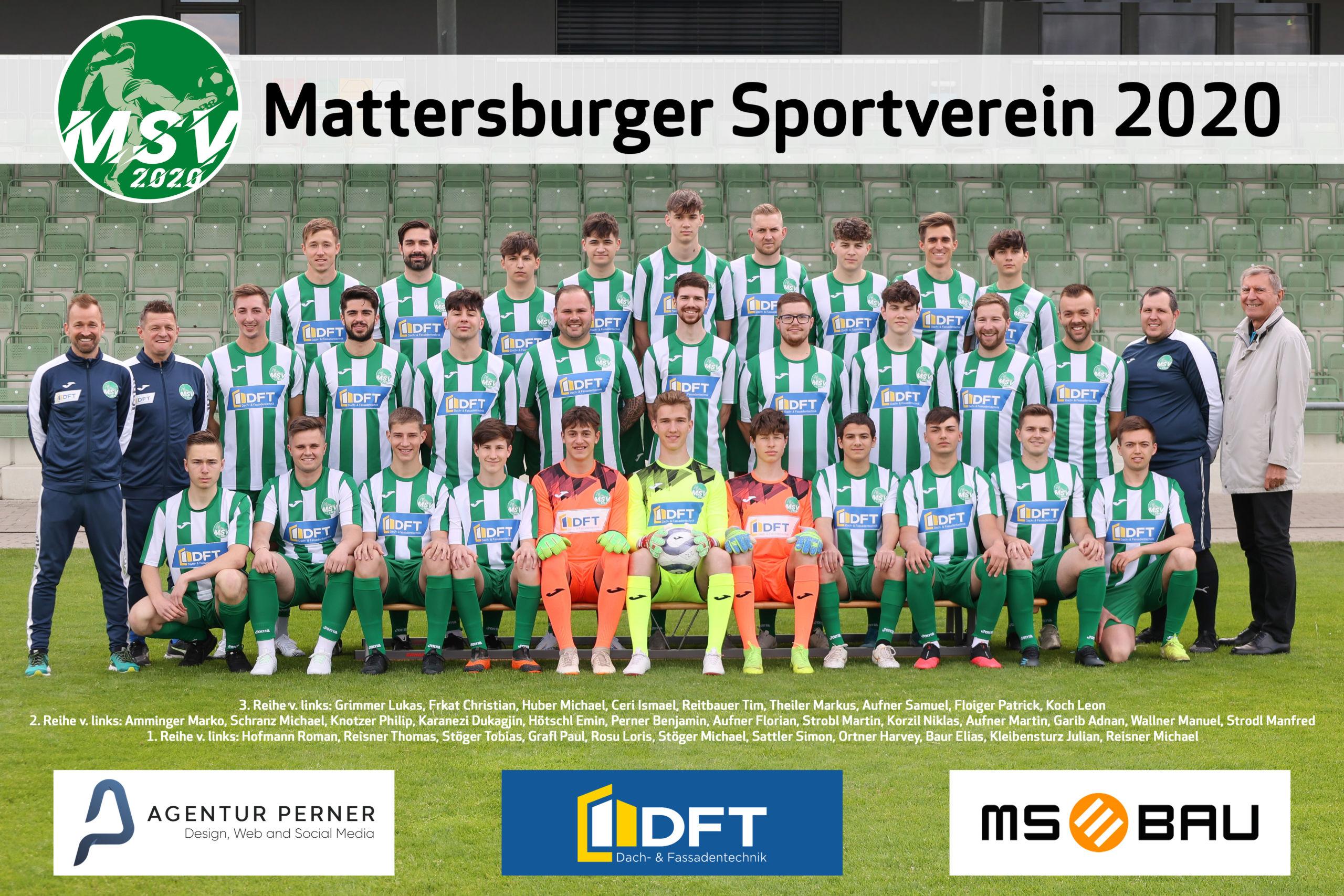 Mattersburger Sportverein 2020 - Saison 2021/22